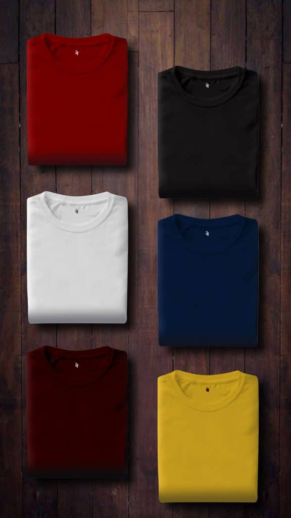 Top 10 Best Men's T-Shirts Under 500 Rupees in India 2019